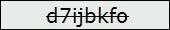CHPTCHA code Image